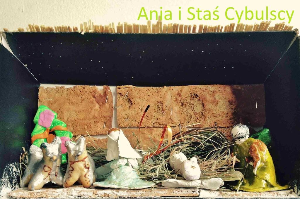 Ania iStas Cybulscy V