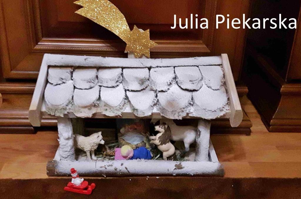 Julia Piekarska V