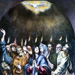 Zesłanie Ducha Świętego El_Greco